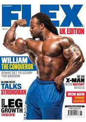 Flex Magazine issue June 2018