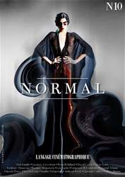 Normal Magazine issue Issue n°10