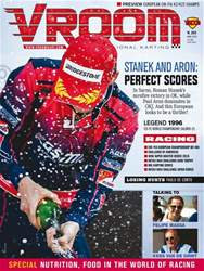 Vroom International issue n. 203 May 2018