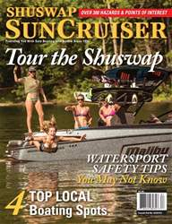 Suncruiser issue Shuswap 2018