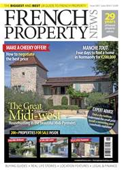 French Property News issue JUN 18