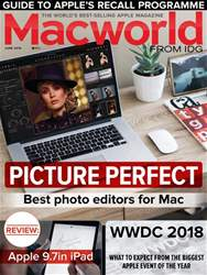 Macworld UK issue Jun-18
