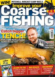 Improve Your Coarse Fishing issue Issue 337