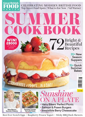 Great British Food issue Jun-18