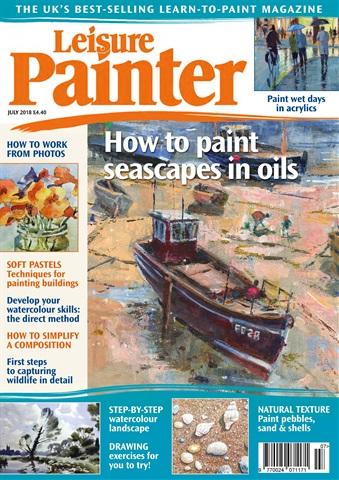 Leisure Painter issue Jul-18