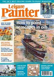 Leisure Painter issue Jul-18