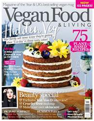 Vegan Food & Living Magazine issue Jun-18
