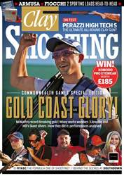 Clay Shooting issue June 2018