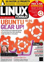 Linux Format issue June 2018