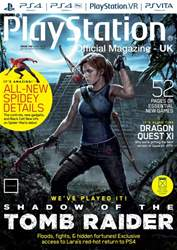 Playstation Official Magazine (UK Edition) issue June 2018