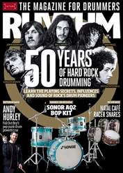 Rhythm issue June 2018
