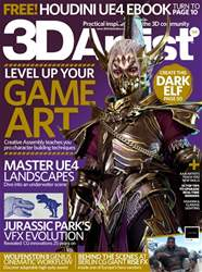 3D Artist issue Issue 119