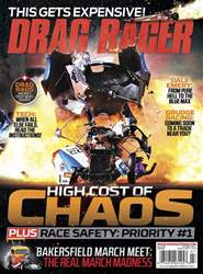 Drag Racer issue July  2018