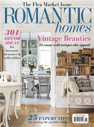 Romantic Homes issue June 2018