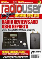 Radio User issue June 2018