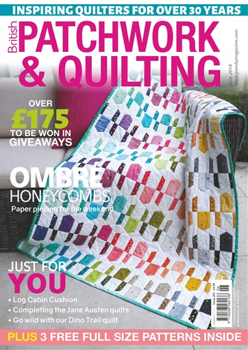 Patchwork and Quilting Preview