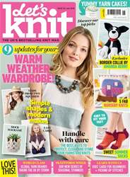 Let's Knit issue Jun-18