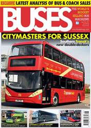 Buses Magazine issue   June 2018