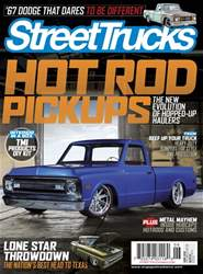 Street Trucks issue June 2018