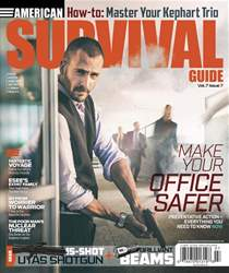 American Survival Guide issue July 2018