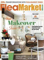 Flea Market Décor issue Jun/Jul 2018