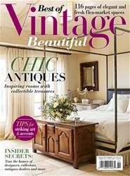 Vintage Beautiful Summer 2018 issue Vintage Beautiful Summer 2018
