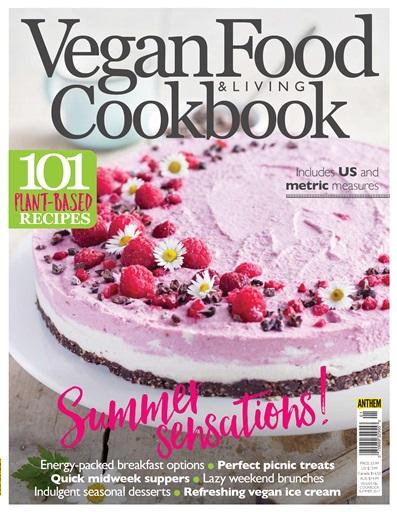 Vegan Food & Living Cookbook Preview