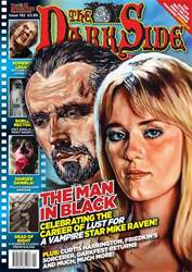 The Darkside issue Issue 192: The Man In Black
