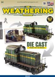 THE WEATHERING MAGAZINE ISSUE 23 - DIE CAST (From Toy to Model) issue THE WEATHERING MAGAZINE ISSUE 23 - DIE CAST (From Toy to Model)