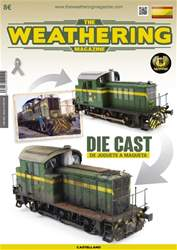 The Weathering Magazine Spanish Version issue THE WEATHERING MAGAZINE 23 - DIE CAST (De Juguete a Maqueta)