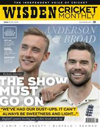 Wisden Cricket Monthly issue May 2018