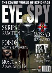 Eye Spy issue Issue 115