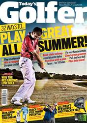 Today's Golfer issue July 2018