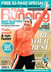 Trail Running issue June/July 2018