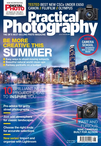 Practical Photography issue June 2018