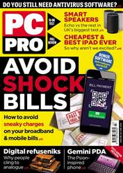 PC Pro issue July 2018