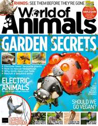 World of Animals issue Issue 59