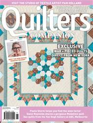 Quilters Companion issue Issue#91 - 2018