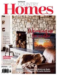 Country Homes#3 issue Country Homes#3