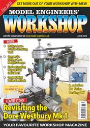 Model Engineers' Workshop Magazine issue Jun-18