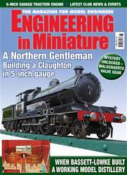 Engineering in Miniature issue June 2018
