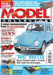 Model Collector issue Jun-18