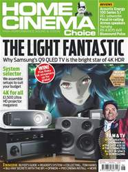Home Cinema Choice issue Jun-18