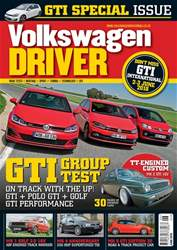 Volkswagen Driver issue June 2018