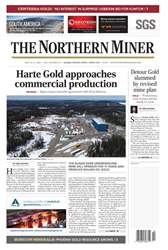 The Northern Miner issue Vol. 104 No. 10