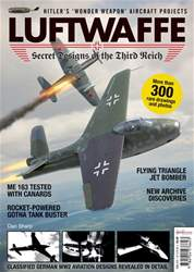 Luftwaffe: Secret Designs of the Third Reich issue Luftwaffe: Secret Designs of the Third Reich