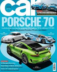 Car issue June 2018