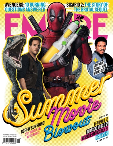 Empire issue Summer 2018
