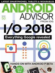 Android Advisor issue Issue 50