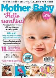 Mother & Baby issue June 2018